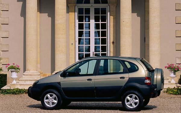 Renault Scenic RX4 1999-2003