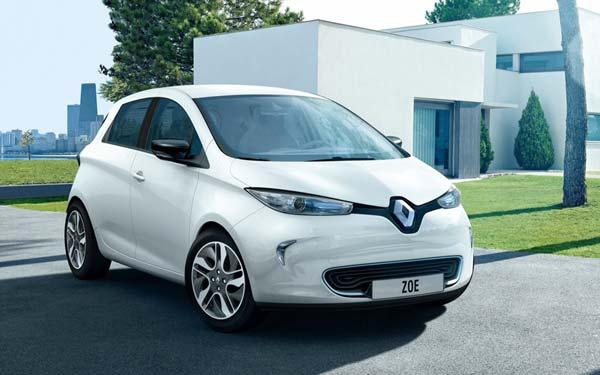 Renault ZOE 2013-2019