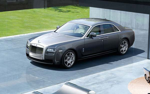 Rolls-Royce Ghost 2010-2014