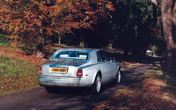 Фото Rolls-Royce Phantom  (2003-2012)