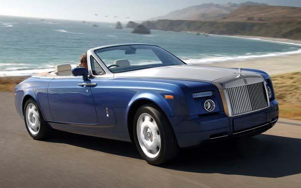 Rolls-Royce Phantom Drophead Coupe 2008-2012