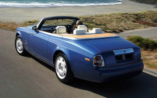 Фото Rolls-Royce Phantom Drophead Coupe  (2008-2012)