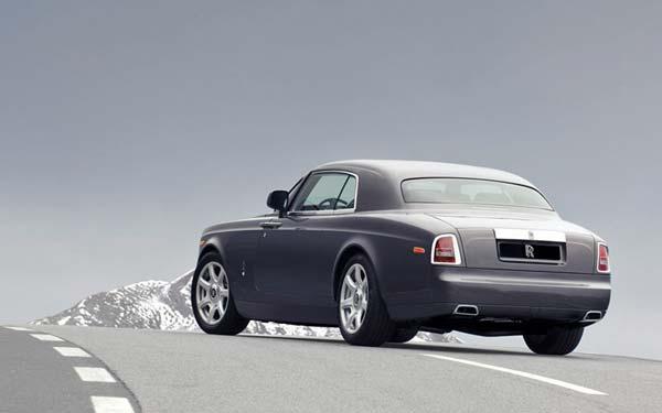 Rolls-Royce Phantom Coupe 2008-2012