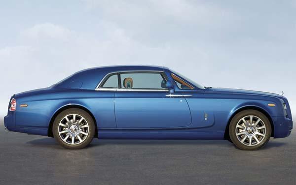 Rolls-Royce Phantom Coupe 2012-2017