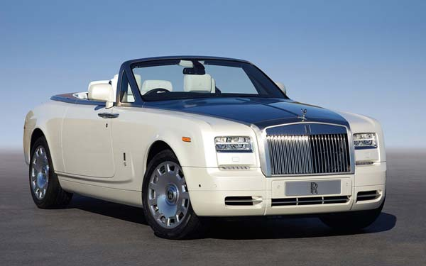 Rolls-Royce Phantom Drophead Coupe 2012-2017