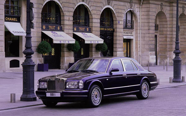 Rolls-Royce Silver Seraph 1998-2002