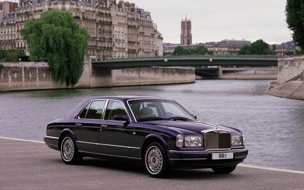 Фото Rolls-Royce Silver Seraph
