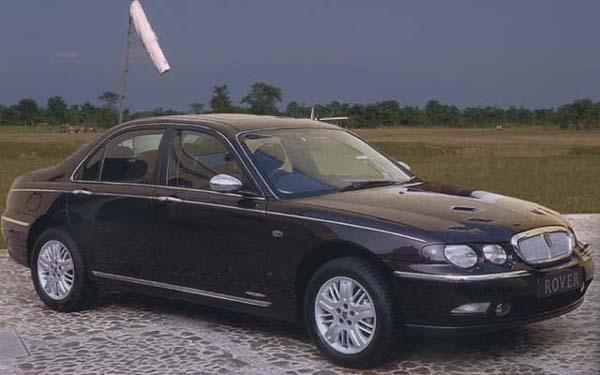 Rover 75 1998-2004