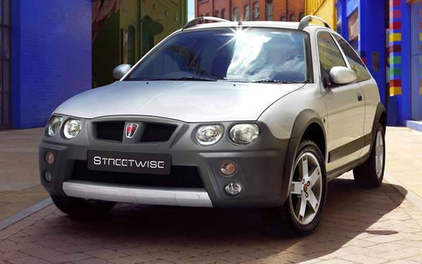 Rover StreetWise