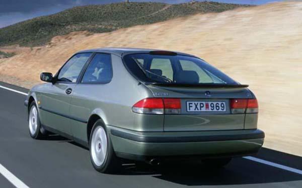 SAAB 9-3 Coupe 1998-2001