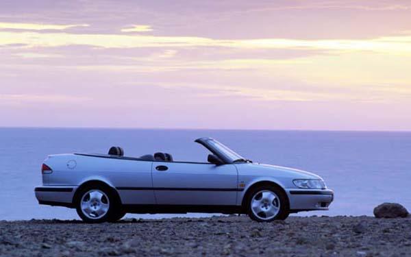 SAAB 9-3 Cabrio 1998-2002