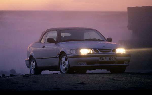 Фото SAAB 9-3 Cabrio  (1998-2002)