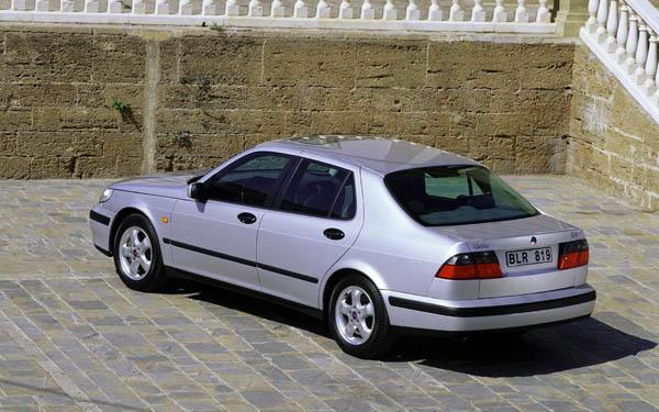 Фото SAAB 9-5  (1997-2001)