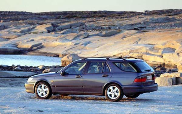 Фото SAAB 9-5 Wagon  (1998-2001)