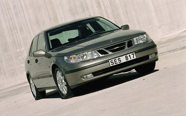 Фото SAAB 9-5  (2002-2005)
