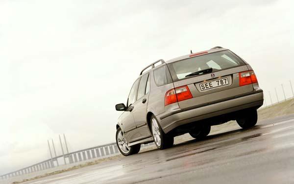 SAAB 9-5 Wagon 2002-2005