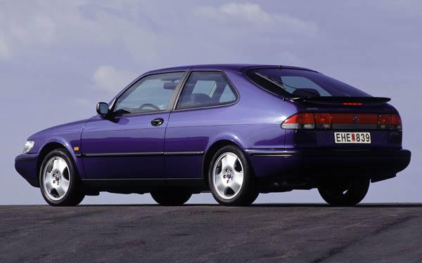 SAAB 900 Coupe 1993-1996