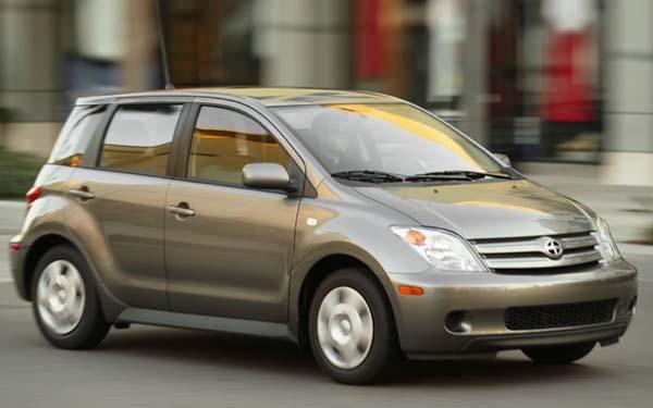 Scion xA 2003-2007