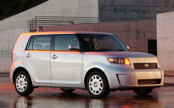 Scion xB (2007...) Фото #11
