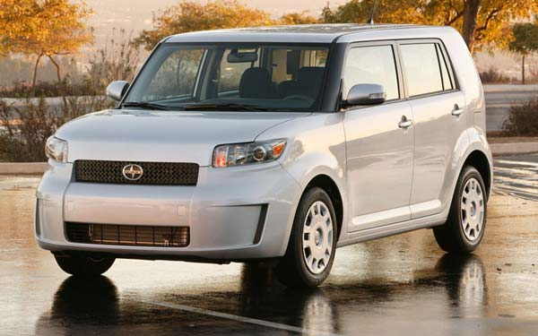 Scion xB (2007...) Фото #12