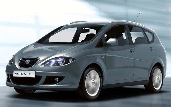 SEAT Altea XL 2006-2009