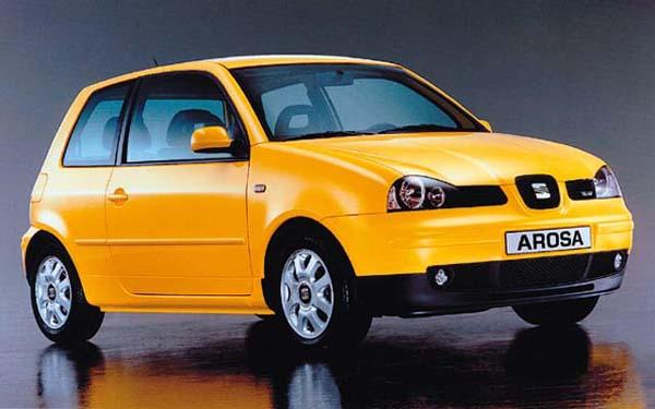 технические характеристики Volkswagen lupo 2000