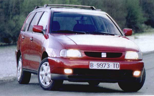 SEAT Cordoba Vario 1997-1998