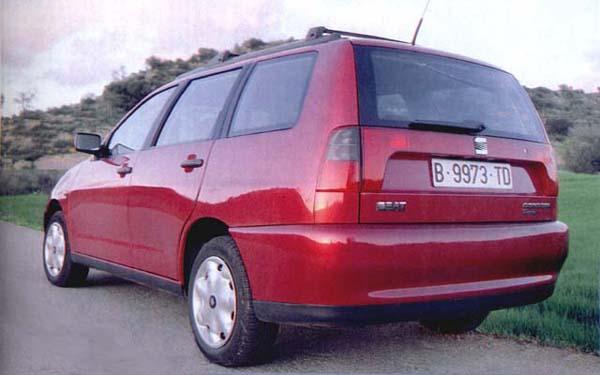 Фото SEAT Cordoba Vario  (1997-1998)