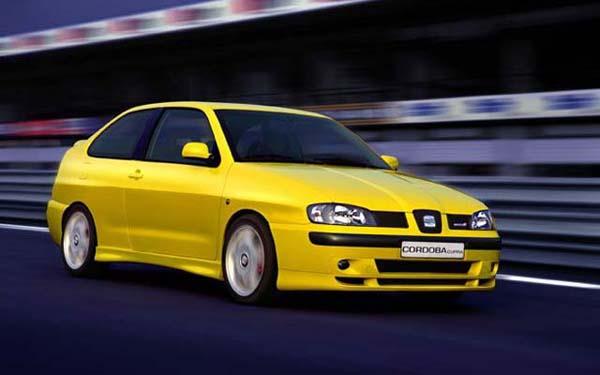 SEAT Cordoba SX 1999-2002