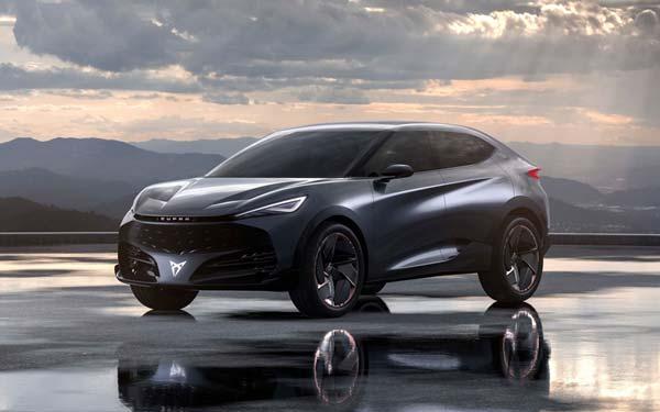 SEAT Cupra Tavascan Concept
