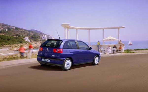 Фото SEAT Ibiza  (1999-2002)