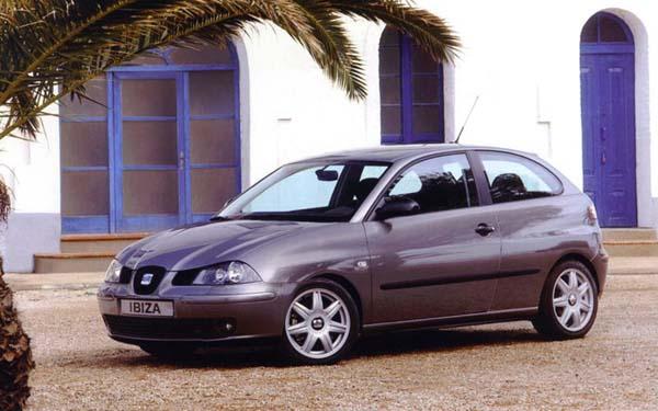 SEAT Ibiza 2002-2008