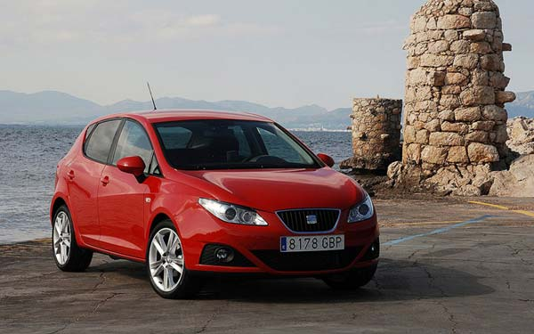 SEAT Ibiza 2008-2012