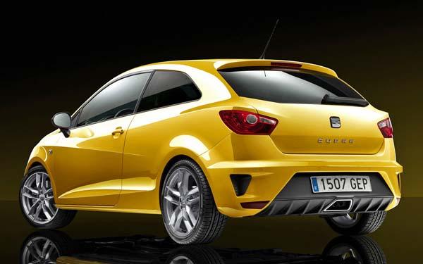 SEAT Ibiza Cupra 2008-2012