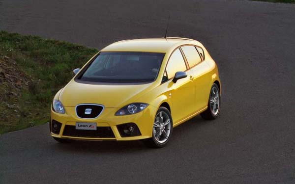 SEAT Leon FR 2006-2009