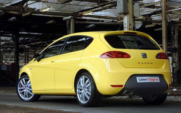 SEAT Leon Cupra 2006-2009