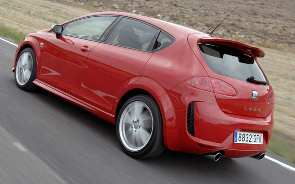 SEAT Leon Linea R 2008-2012