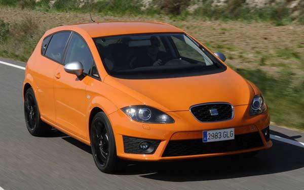 SEAT Leon FR 2009-2012