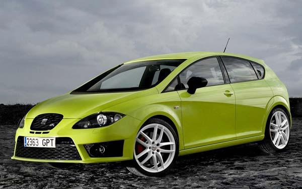 SEAT Leon Cupra R 2010-2012