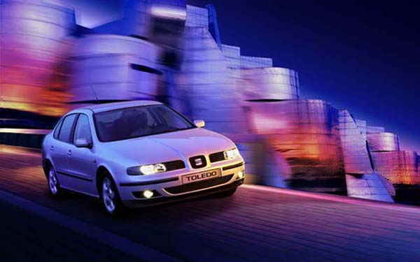 SEAT Toledo 1998-2004