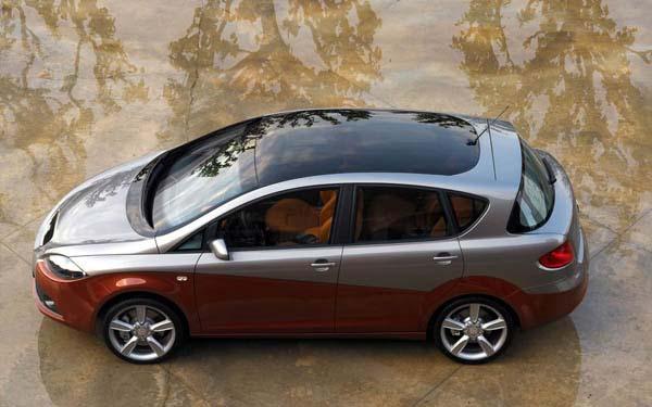 Фото SEAT Toledo Prototype