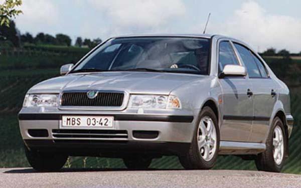 Skoda Octavia 1996-1999