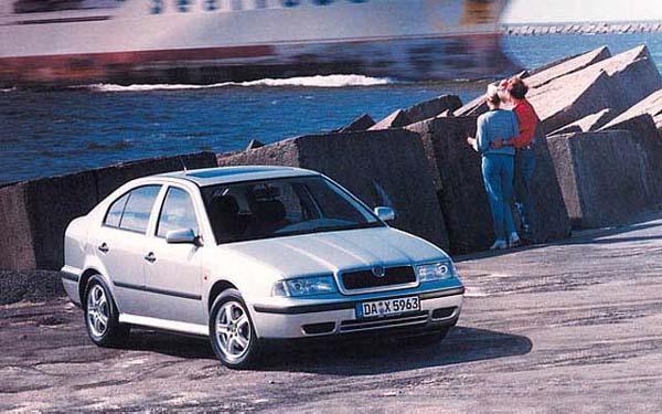 Фото Skoda Octavia  (1996-1999)