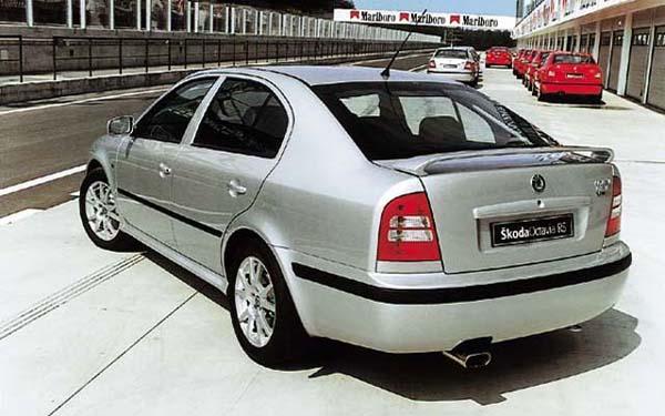 Skoda Octavia RS 2000-2004