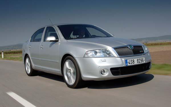 Skoda Octavia RS 2006-2009