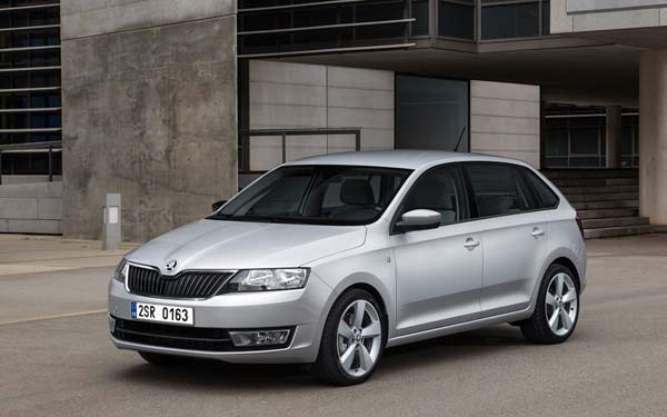 Skoda Rapid Spaceback 2013-2016