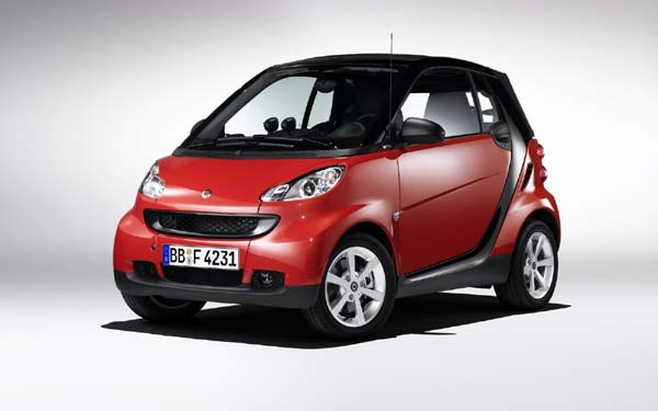 Smart Fortwo Cabrio 2003-2010