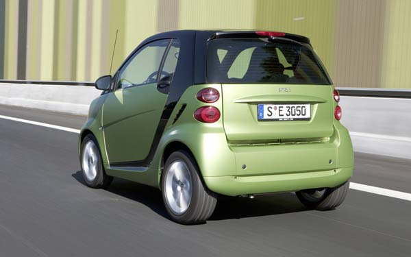Smart Fortwo 2010-2012