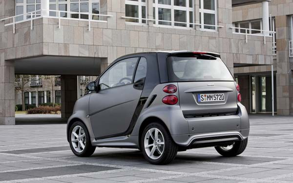 Smart Fortwo 2012-2014