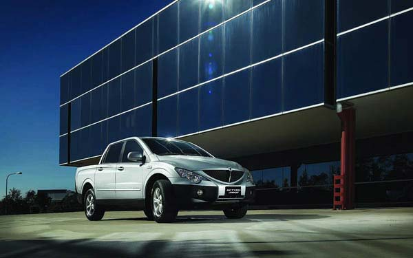 Фото SsangYong Actyon Sports  (2006-2012)